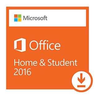 [可綁定] Microsoft Office 2016 家用版 (Home and Student)