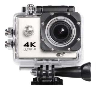 "#hot80 4K Ultra HD 30M Waterproof Action Camera with 2.0"" LCD and WiFi"