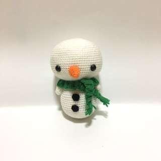Snowman [Amigurumi]