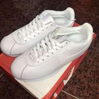 Nike 皮革 阿甘鞋