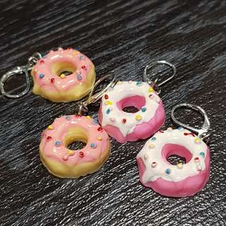 Donut Stitch Markers for Crochet / Knitting