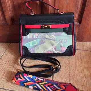 Korean Hermes Inspired Bag
