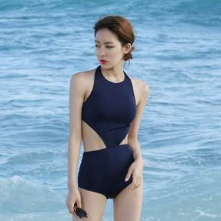 One Piece Women Swimsuit Swimwear Bikini Rash guard