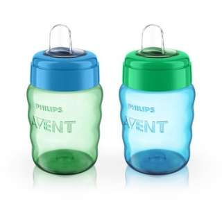 9oz Philips Avent My Easy Soft Spout Sippy Cup, 9m+ (1 pc, Loose Pack)