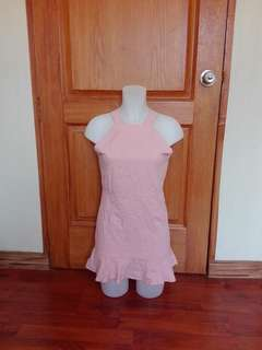 Bodycon Ruffled Dress