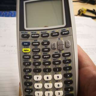 Looking for GC TI-84