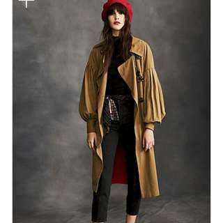 Brand New Free People Trench Coat