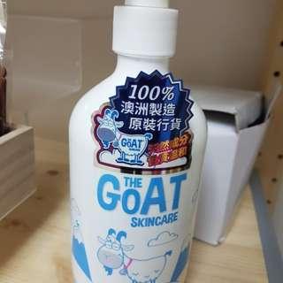 防敏澳洲山羊沐浴乳原味500ml