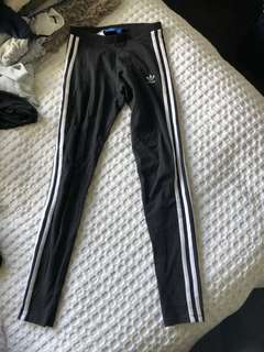 Adidas Tights - Size 8