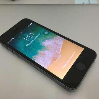 iphone 5s 16gb Grey Apple