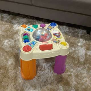 Fisher Price Activity Table