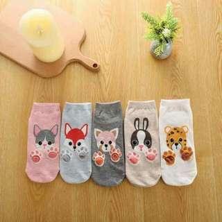Character Cute Socks♡