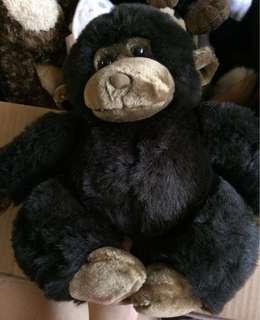 Monkey stuffed toys