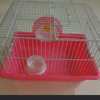 Hamster Cage/ Carrier