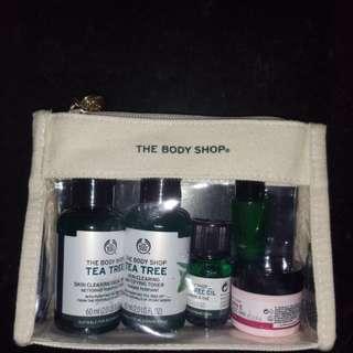 TEA TREE SKIN CARE SET