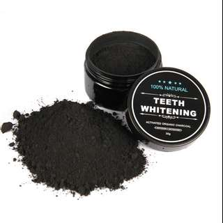 The Charcoal Teeth Whitening