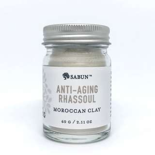 Anti-Aging Rhassoul Clay Mask
