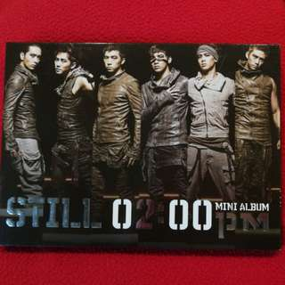 2pm Still Mini album