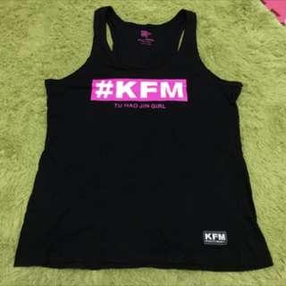 KFM正品背心上衣❤️