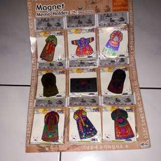 Magnet Kulkas Made In Korea