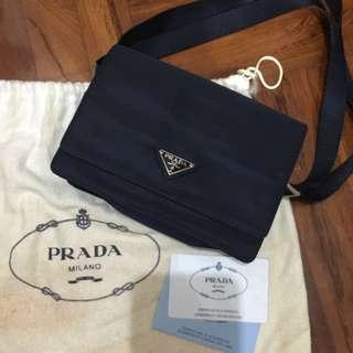 清櫃 Prada小手袋(authentic 90new)