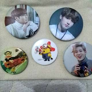 kpop//badges
