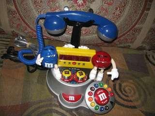 絕版M&M 電話