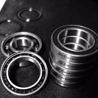 JD Ceramic Bearings Upgrade(s) - On Site Options
