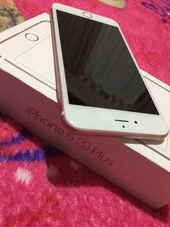 Apple Iphone 6s Plus 64gb Rosegold Factory Unlocked