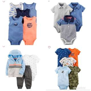 18M Baby Boy Items Readystock !!