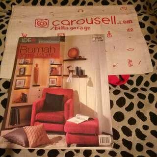 Majalah IDEA - Rumah