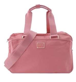 agnes b . VOYAGE nylon bag 旅行袋