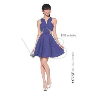 Vivi sexy mesh dress