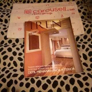 Majalah Tren - Interior