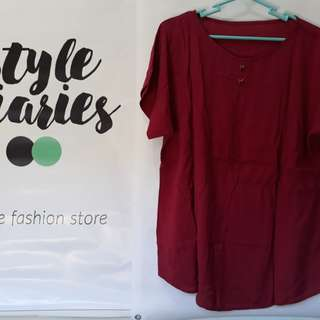 Red Blouse New