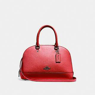 COACH MINI SIERRA SATCHEL F37217