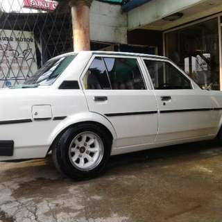 Toyota Corolla dx tahun 83