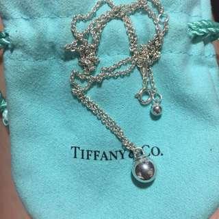 TIFFANY&Co Lady gaga hardwear Ball Pendant 系列 球型 (小8mm)