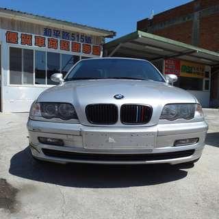 BMW330  2001年