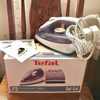Tefal Steam Iron Superglide 3680