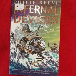 Infernal device by Philip Reeve