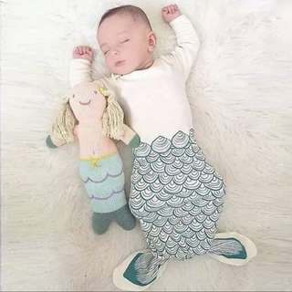 BNIB Mermaid Sleepsack