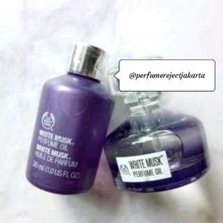 Whitemusk Oil Perfume