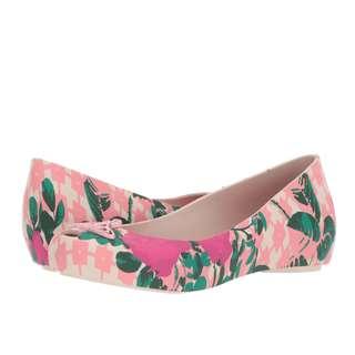 Melissa Shoes VW Ultragirl XV AD | Multi | US Women's Size 5,6,7,8,9,10 | Loafer Rubber Gel Shoe Slide one | Original Price US$238