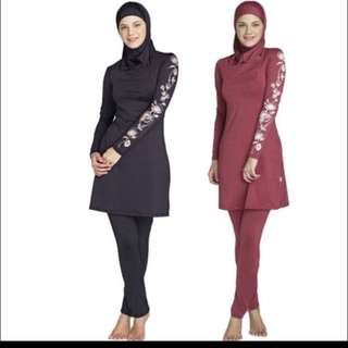 $38 only! in stock Muslimah swimming costume set