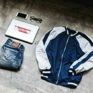 Bomber sukajan jaket jacket visvim topshop topman h&m zara