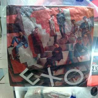 EXO COUNTDOWN PILLOW CUSHION