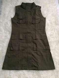 Army dress blazer