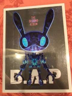 B.A.P Power - The 2nd Album