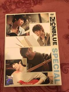 CNBlue Special DVD
